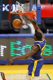 94-108. Draymond Green y Warriors dejan a Rockets con 18 derrotas seguidas