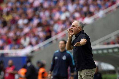 Guillermo Vázquez es el nuevo entrenador del Necaxa