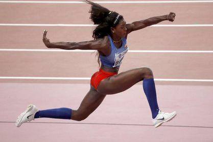 """Ibargüen: """"Mi ambición es la misma de mi debut olímpico en Atenas"""""""