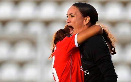 La expolicía que hizo a América finalista de la Libertadores con sus atajadas