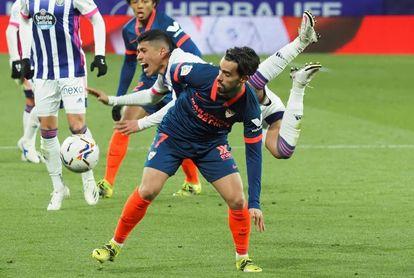 1-1. Bono da un punto al Sevilla en el último suspiro