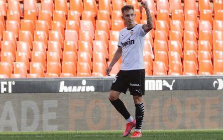 Valencia 2-1 Granada: Mestalla devuelve la alegría a los che