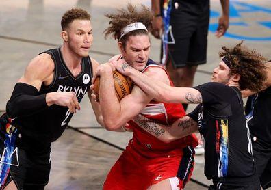 113-106. Irving y los Nets superan triple-doble de Westbrook
