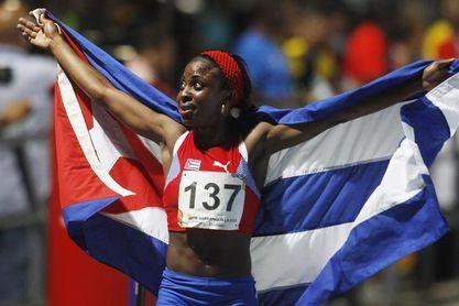 Cuba va con cinco corredoras al 4x400 del campeonato mundial de relevos