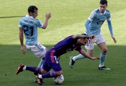 El Celta pierde al argentino Solari tres semanas