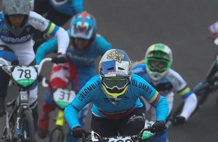 Bogotá, preparada para acoger el último evento clasificatorio del BMX a Tokio