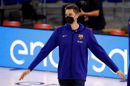 Pau Gasol será presentado este jueves como nuevo jugador del Barça