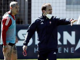 Chimy Ávila vuelve 211 días después en el empate entre Eibar y Osasuna