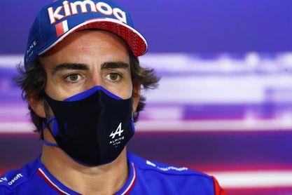 """Alonso: """"Me sorprende que me pregunten por mi edad, el campeón tiene 35 o 36"""""""
