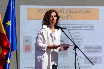 """LaLiga agradece a Lozano su """"labor e implicación"""" al frente del CSD"""