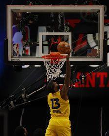 98-85. Jackson y George mantienen ganadores a Clippers con triunfo ante Spurs