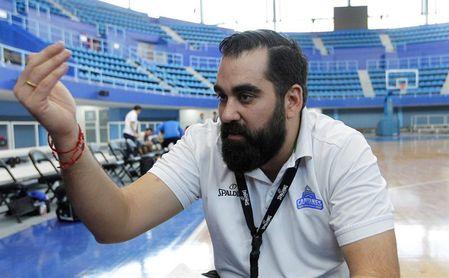 MÉXICO El español Díaz busca desarrollar un 'estilo europeo' en la liga de desarrollo de la NBA