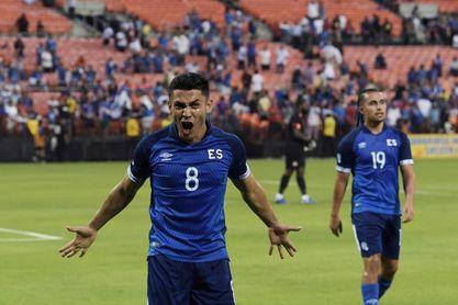 1-1. Con gol de Lyle Taylor, Montserrat le empata a El Salvador