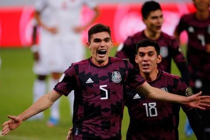 2-0. México derrota a Canadá y logra la clasificación a los Olímpicos de Tokio