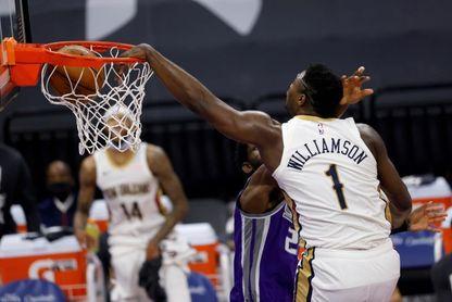 109-115. Williamson vuelve a ser el líder de Pelicans; Willy no juega