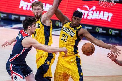 132-124. Westbrook, nuevo triple-doble, y victoria de Wizards
