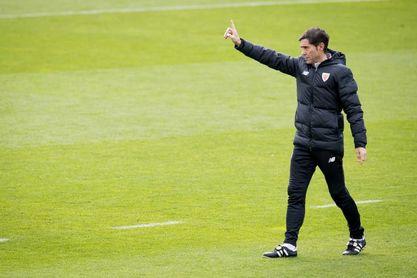 El Athletic viajará el jueves por la mañana a Sevilla