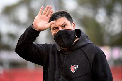 El Newell's Old Boys de Germán Burgos empata su segundo partido consecutivo