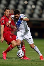 1-1. Georgia encuentra premio en Grecia