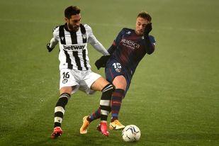 Primera bola de partido para el Huesca
