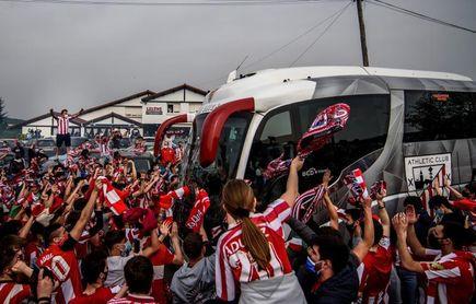 El Gobierno Vasco pide celebrar la final de la Copa con responsabilidad