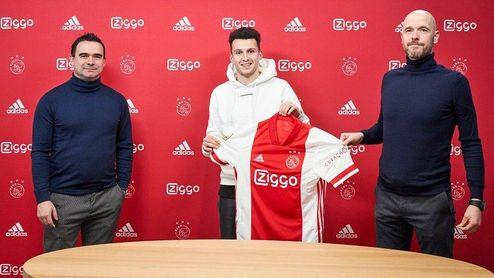 El Ajax se dirige a sus jugadores que acaban contrato, entre ellos, Idrissi.