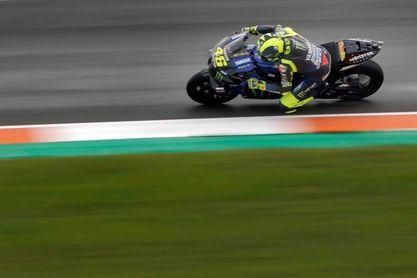 """Rossi reconoce que tiene que ser """"más fuerte y más rápido""""."""