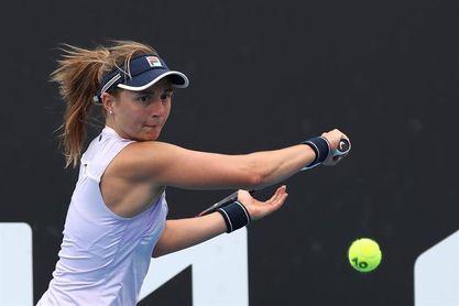 La argentina Podoroska lidera el cartel del torneo de Bogotá.