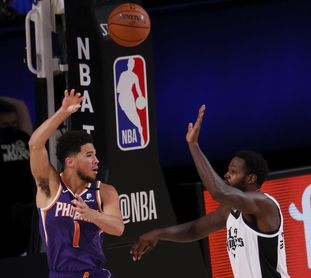 140-103. Booker y Suns arrollan a Thunder y consolidan liderato
