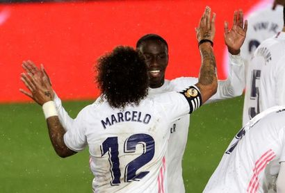 Militao, Marcelo, Isco y Marco Asensio, titulares