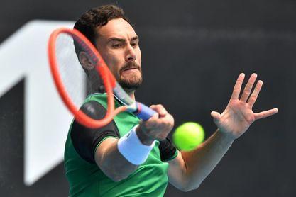 El italiano Mager, campeón de torneo previo al Andalucía Open