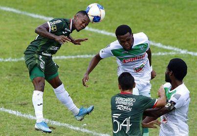 El Olimpia vence al Real Sociedad y lo deja cerca del descenso del fútbol en Honduras