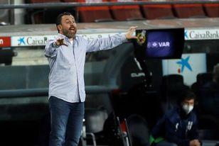 Sergio González: ´La mano de Jordi Alba es clarísima´