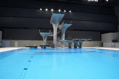 Cancelados los preolímpicos de saltos, natación artística y aguas abiertas.