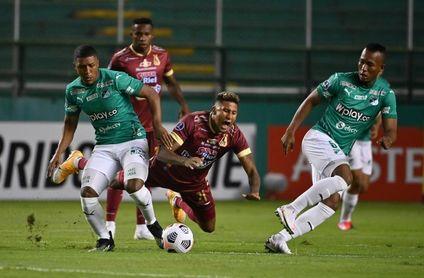 0-0. El Deportes Tolima avanza a la fase de grupos de la Copa Sudamericana
