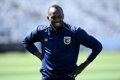 """Bolt: """"Estoy feliz por ser considerado una leyenda como Maradona, Pelé o Ali"""""""