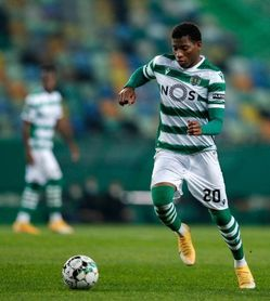 Gonzalo Plata, una segunda oportunidad en el Sporting