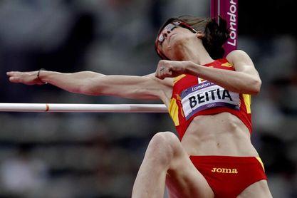 El TAS confirma el bronce de Ruth Beitia en los Juegos de Londres 2012
