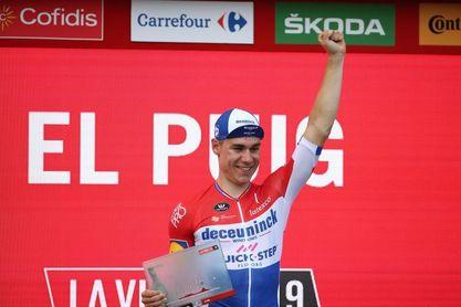 Jakobsen afronta con emoción y nervios su vuelta en el Tour de Turquía