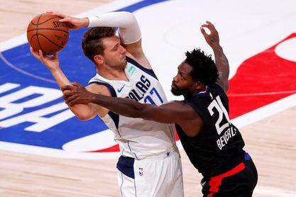 Jazz y Mavericks vuelven al triunfo; Clippers se lo quitan a Suns