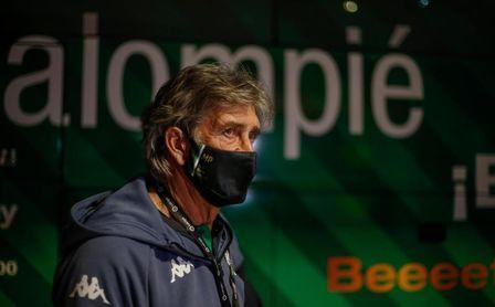 """Pellegrini augura """"una bonita lucha por Europa"""" entre Betis, Real y Villarreal"""