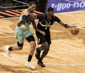 119-127. Bridges y los Hornets ganan al segundo equipo de Bucks