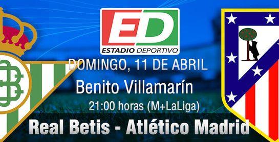 Real Betis - Atlético: 'Chantajes emocionales, los justos'