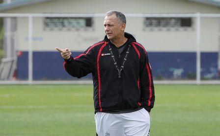 El uruguayo Saúl Maldonado es el nuevo técnico del Sporting San Miguelito de Panamá