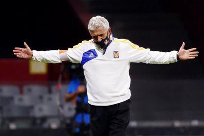 Ferretti confía en que Tigres superará el mal momento en la Liga mexicana