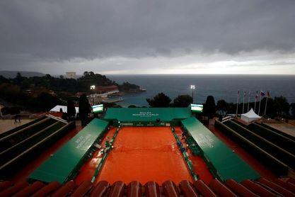 La lluvia aplaza al martes gran parte de la primera ronda de Montecarlo