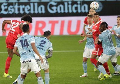 3-4. El Sevilla se engancha a la pelea por LaLiga