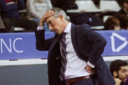 El Obradoiro sólo ganó uno de sus diez partidos en La Fonteta