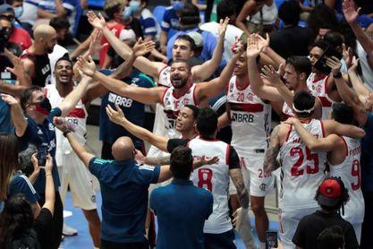 80-84. El Flamengo brasileño se queda con el título de la Liga de Campeones de Baloncesto de América