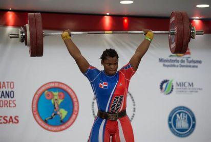 República Dominicana define su selección para el preolímpico de pesas